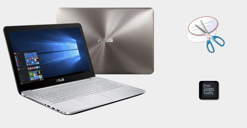 How to Take Screenshot on ASUS Laptop