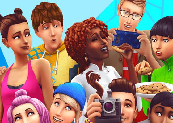 The Sims 4 Laptop