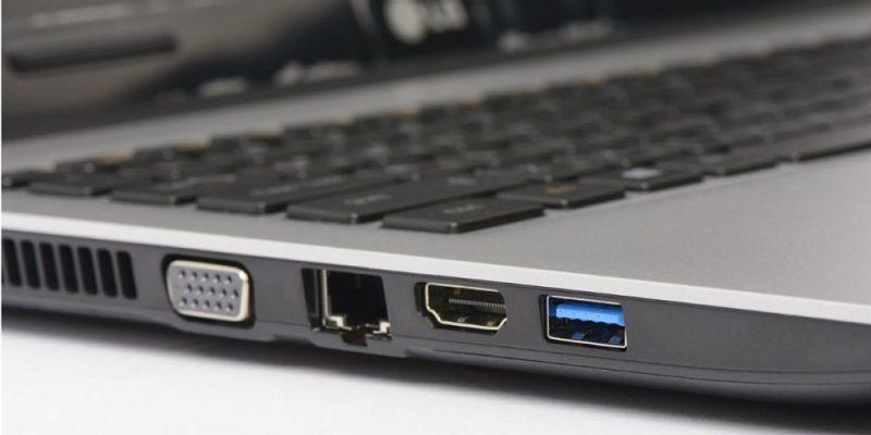 laptop connect