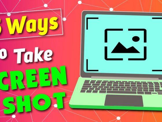 5 Ways to Screenshot on Windows Laptop