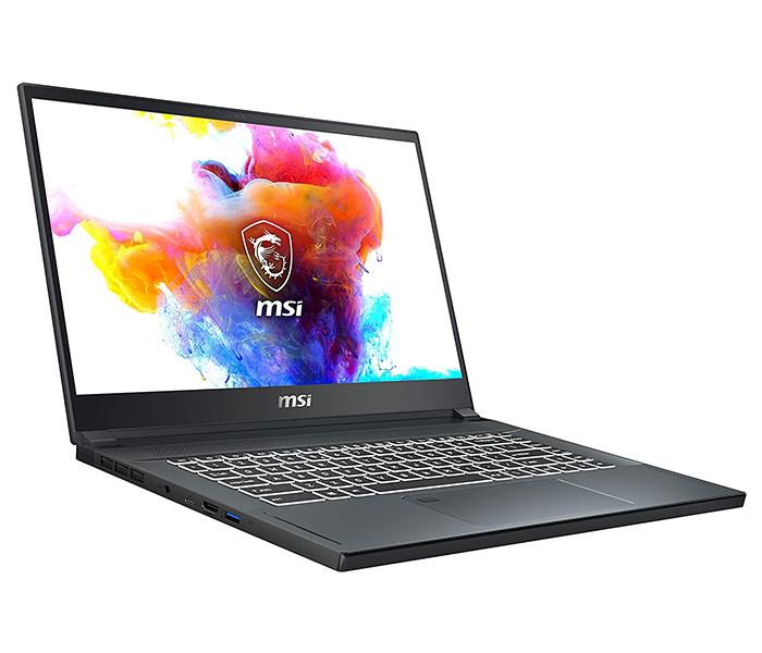 MSI Creator 15 laptop