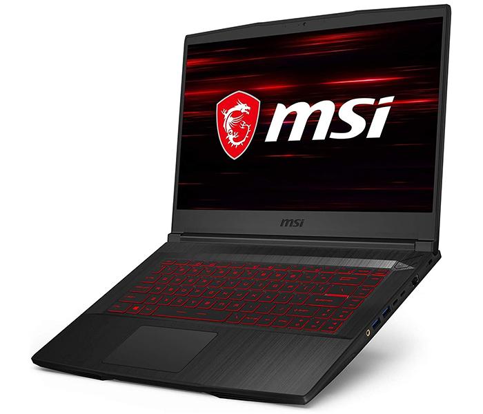 MSI GF65 Thin Laptop